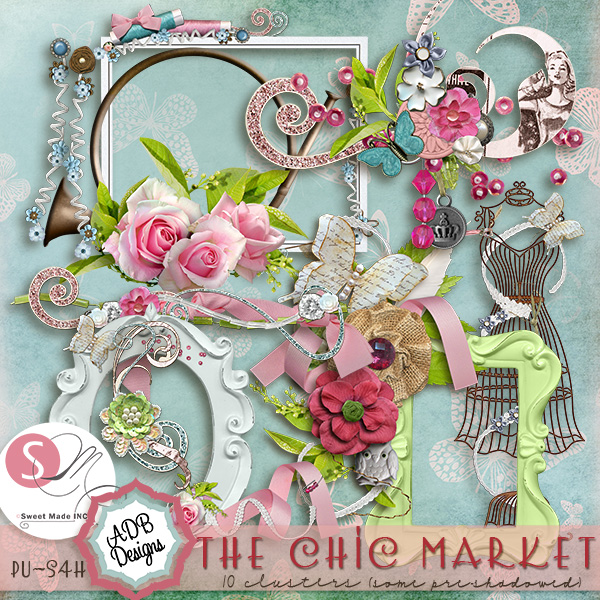 The Chic Market Clusters