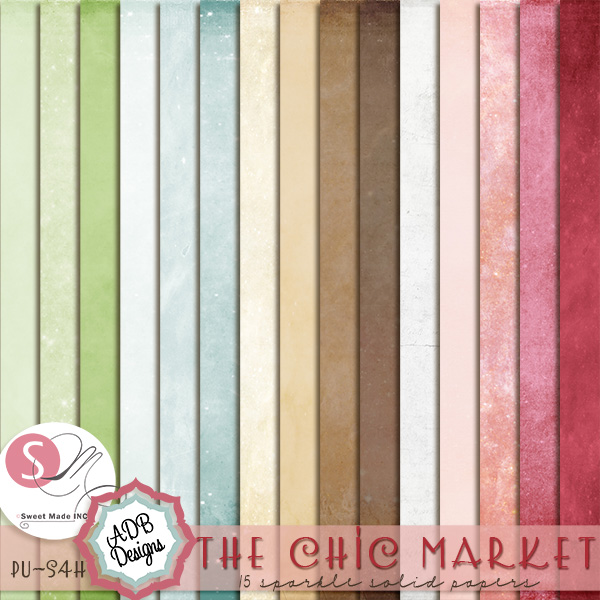 The Chic Market Solids