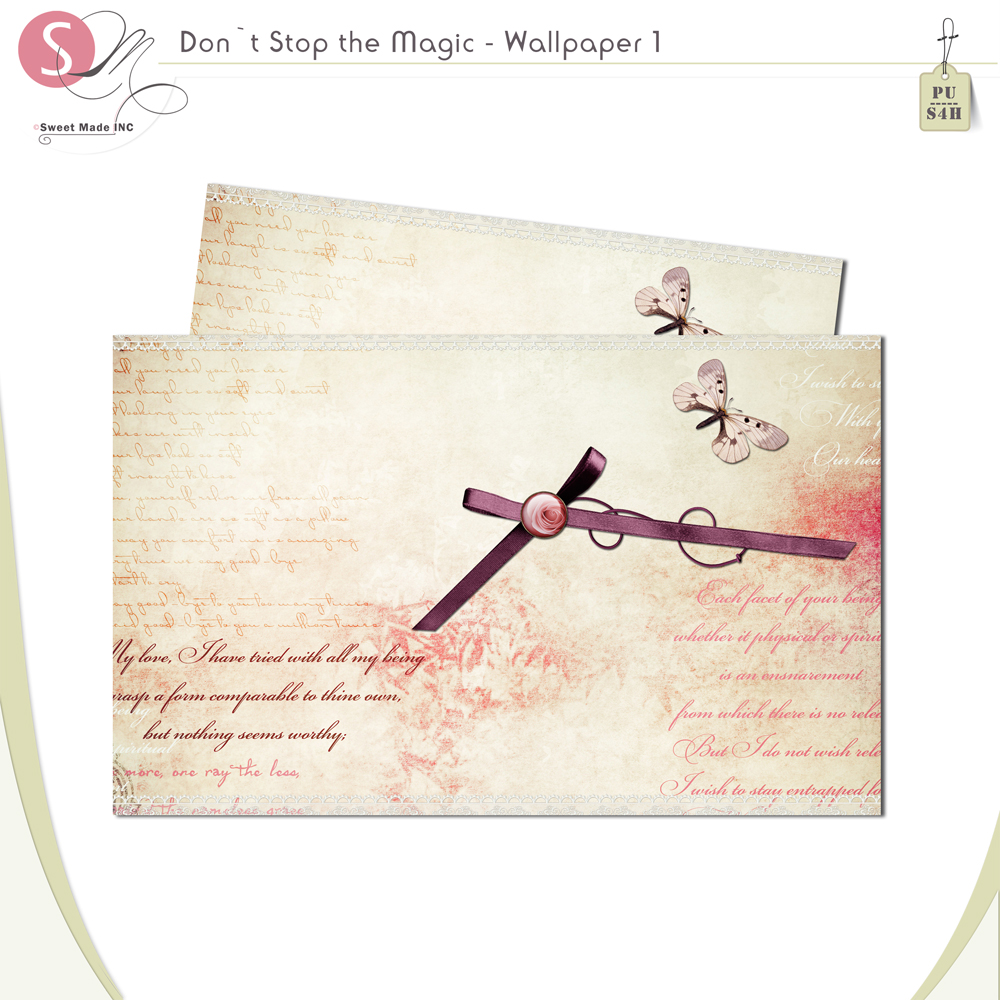 Don`t Stop the Magic - Wallpapers 1