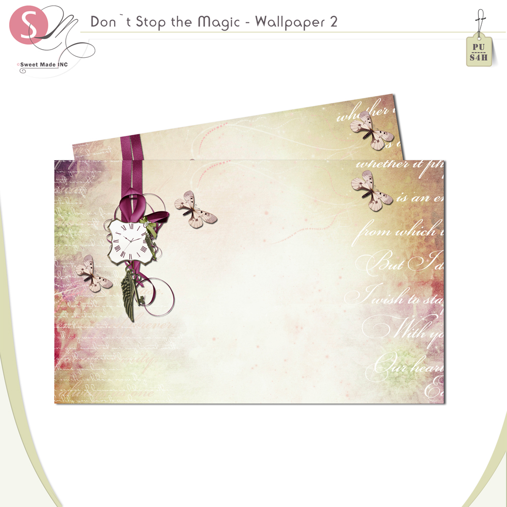 Don`t Stop the Magic - Wallpapers 2