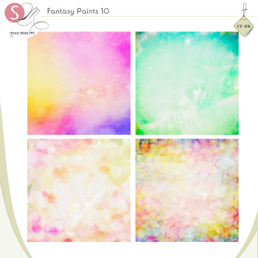 Fantasy Paints 10