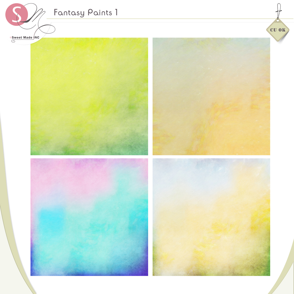 Fantasy Paints 1