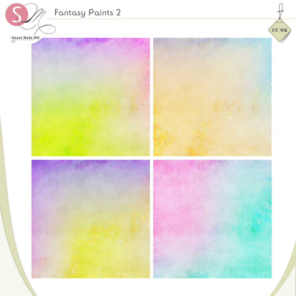 Fantasy Paints 2
