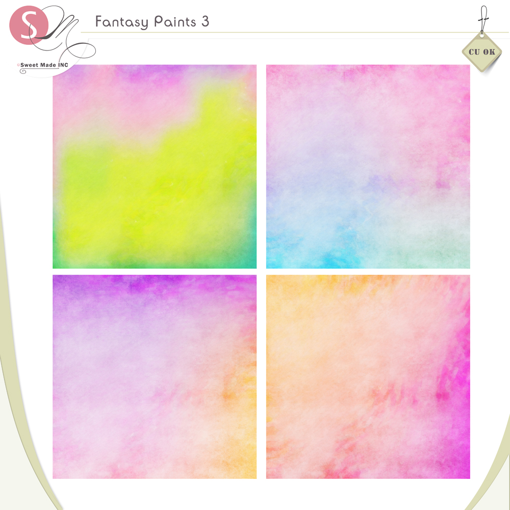 Fantasy Paints 3