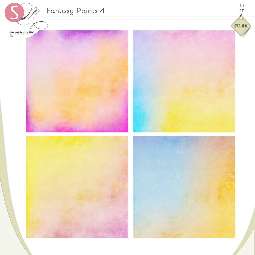 Fantasy Paints 4