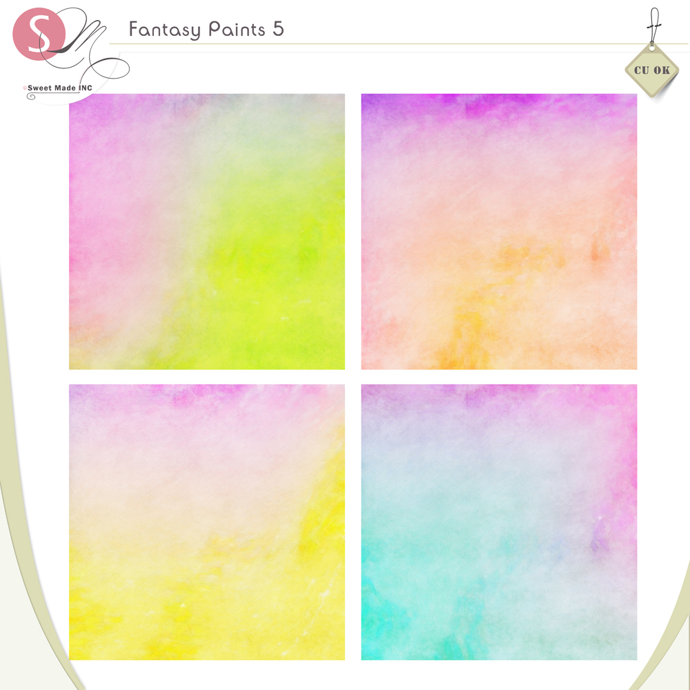 Fantasy Paints 5
