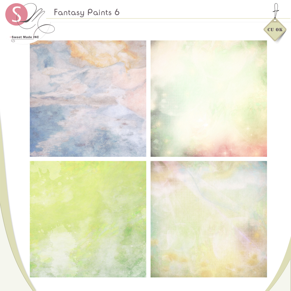 Fantasy Paints 6