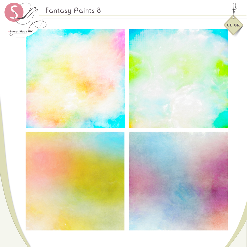 Fantasy Paints 8