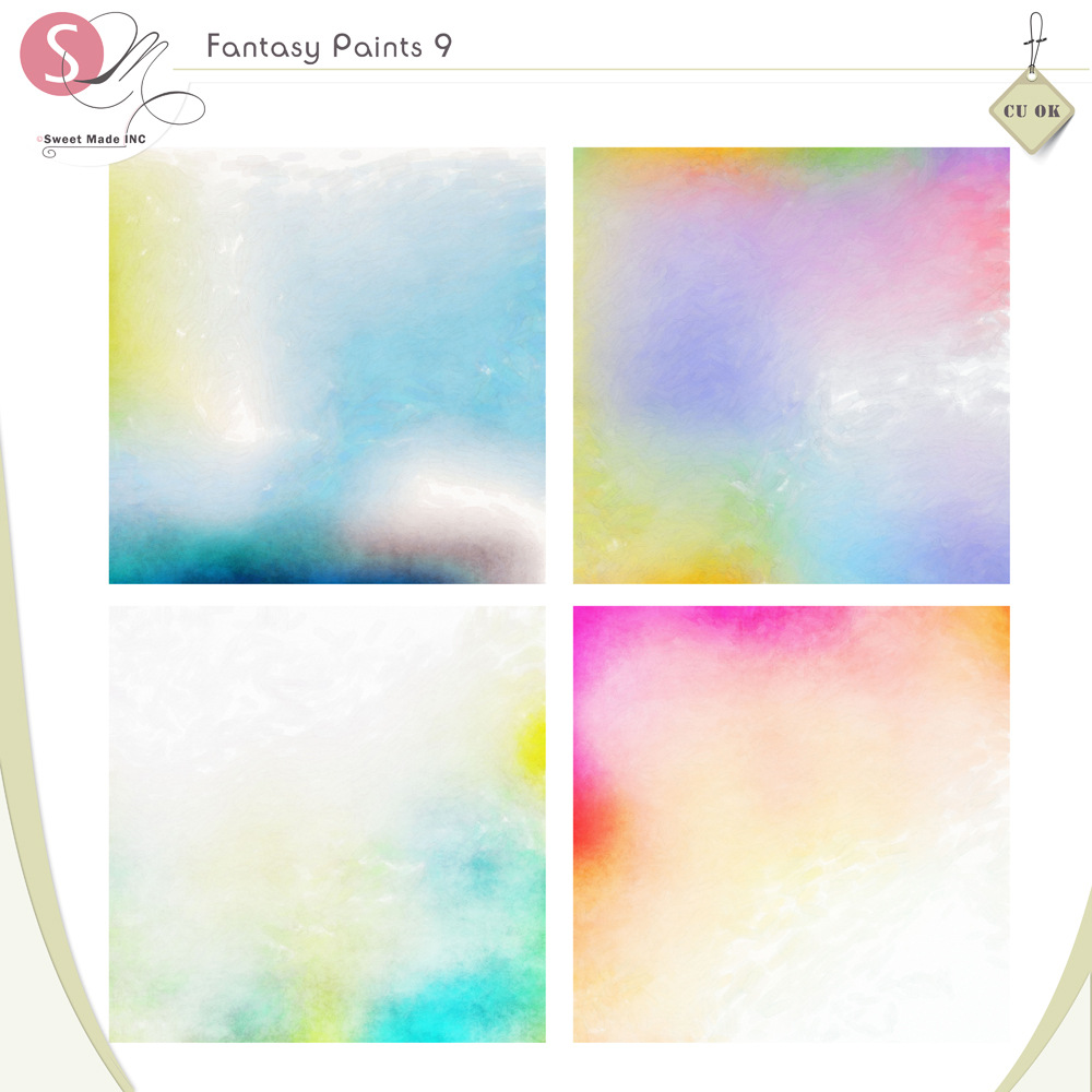 Fantasy Paints 9